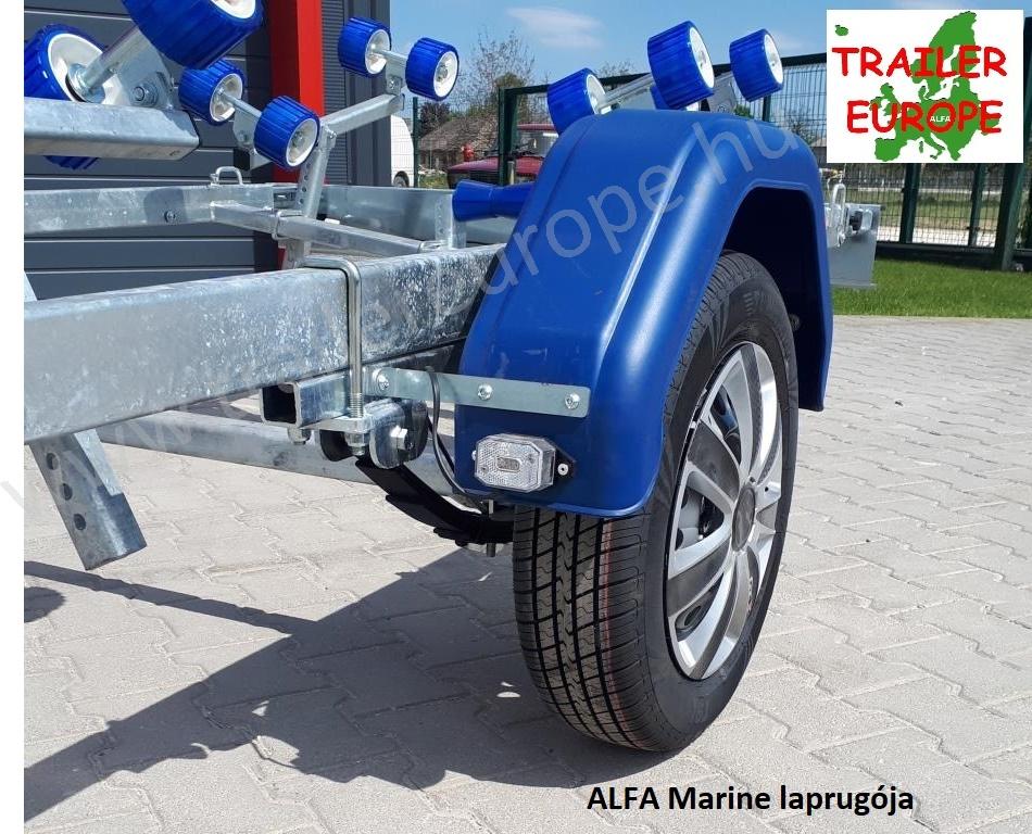 ALFA Marine laprugója