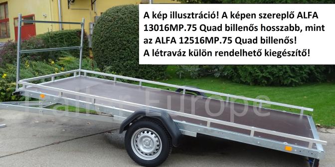 ALFA 13016 billenős